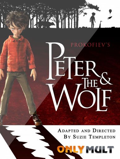 Poster Петя и волк