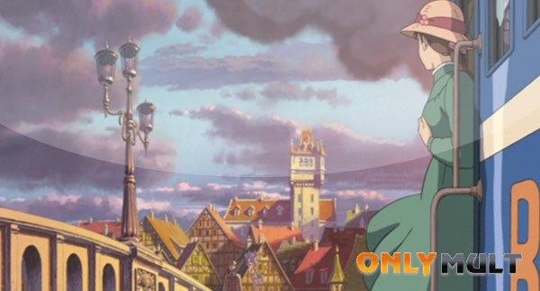 Второй скриншот Ходячий замок