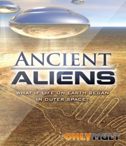 Poster Древние пришельцы