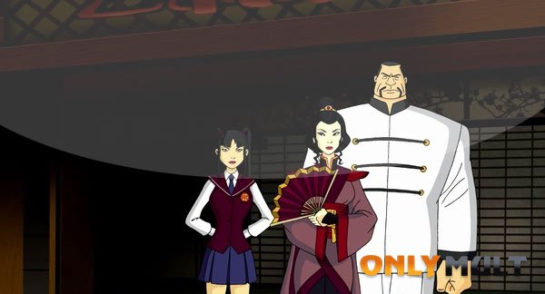 Первый скриншот Скуби-Ду и меч самурая