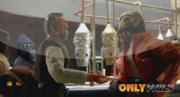 Третий скриншот Робоцып Звездные войны