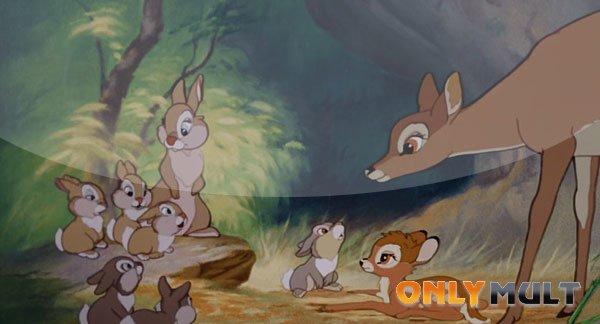Третий скриншот Бэмби (1942)
