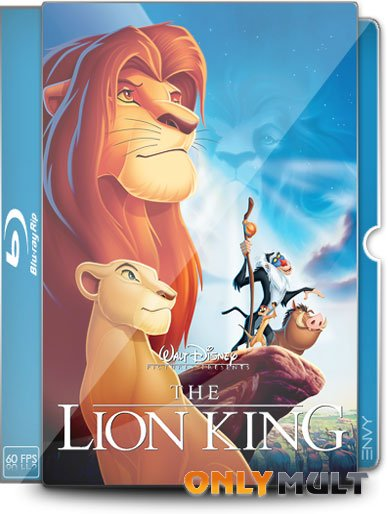 Poster Король Лев