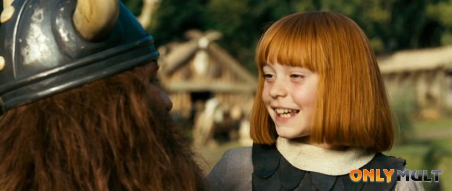Второй скриншот Вики, маленький викинг