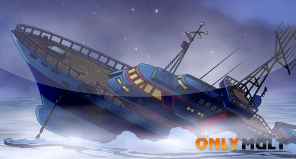 Третий скриншот Скуби-Ду: Пираты на борт