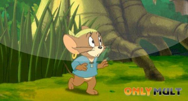 Второй скриншот Том и Джерри: Трепещи, Усатый