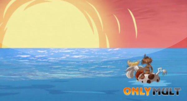 Третий скриншот Корова, кот и океан
