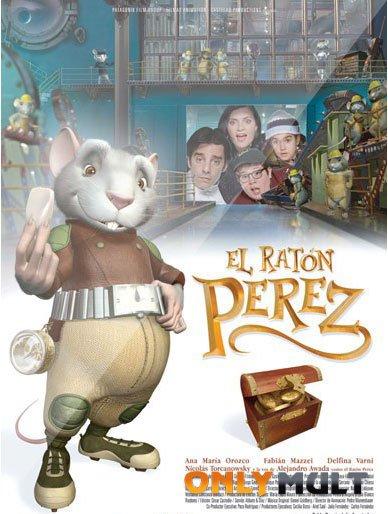 Poster Приключения мышонка Переса