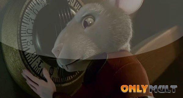 Второй скриншот Приключения мышонка Переса