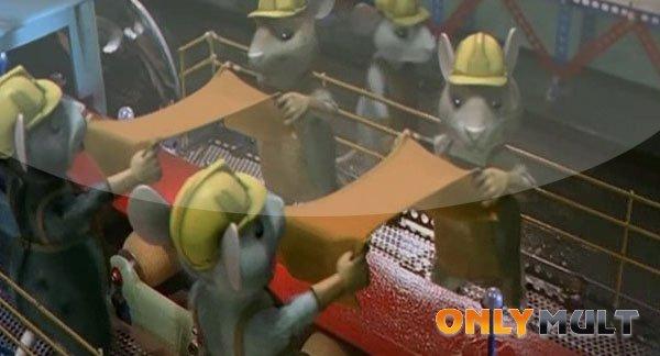 Первый скриншот Приключения мышонка Переса