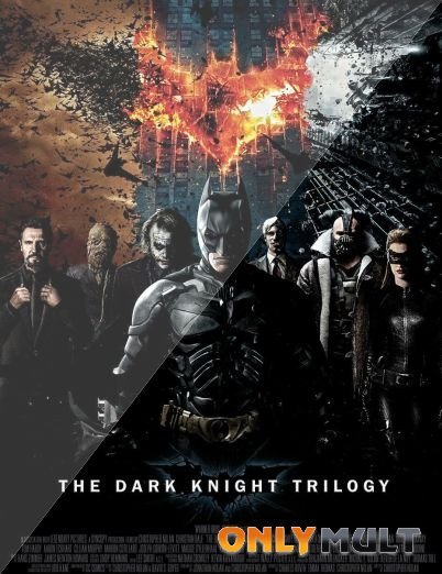 Poster Темный рыцарь