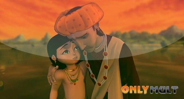Первый скриншот Маленький Кришна
