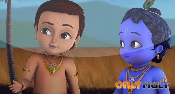 Третий скриншот Маленький Кришна