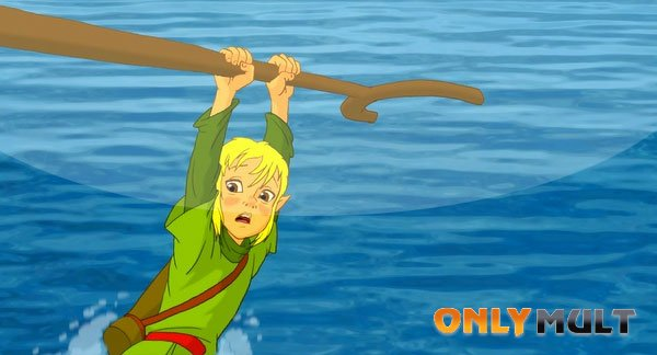 Первый скриншот Приключения Ролли