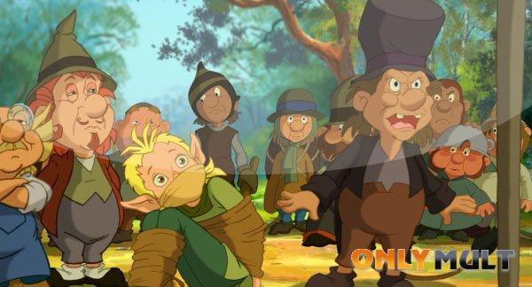 Второй скриншот Приключения Ролли