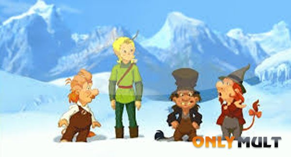 Третий скриншот Приключения Ролли