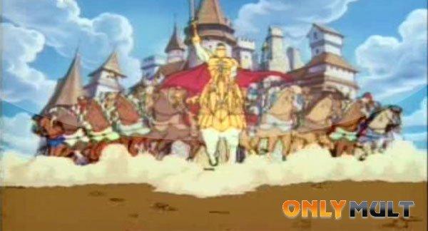 Второй скриншот Король Артур