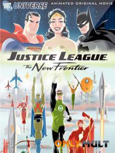 Poster Лига справедливости: Новый барьер
