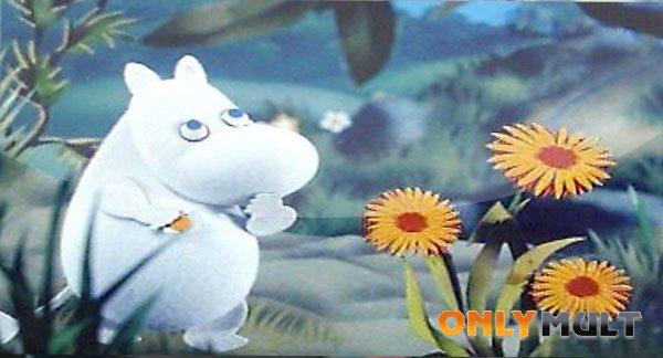 Второй скриншот Муми-Тролли и опасное лето