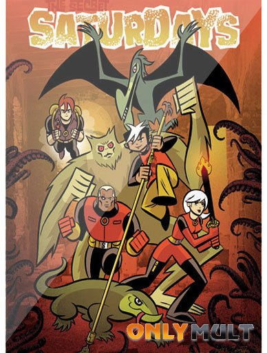 Poster Семейство Сатурдей