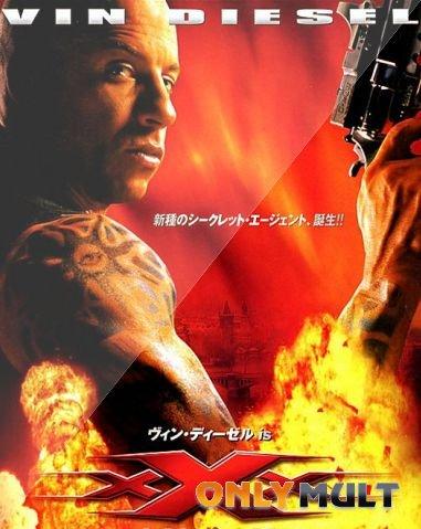 Poster Три икса: Возвращение Ксандера Кейджа