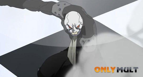 Третий скриншот Человек-череп