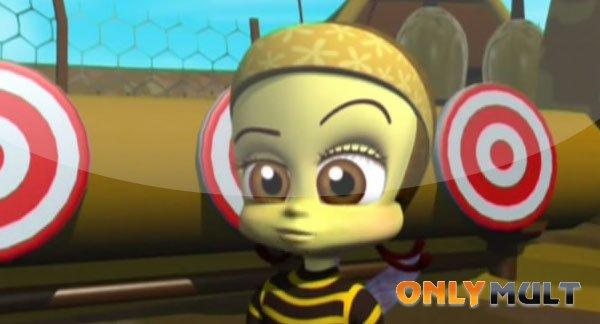 Первый скриншот Маленькая пчелка