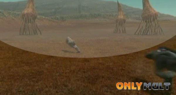 Первый скриншот Чужая планета