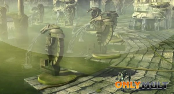 Третий скриншот Бионикл 3