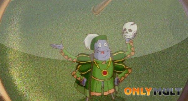 Второй скриншот Андерсен: Дюймовочка