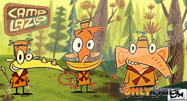 Второй скриншот Лагерь Лазло