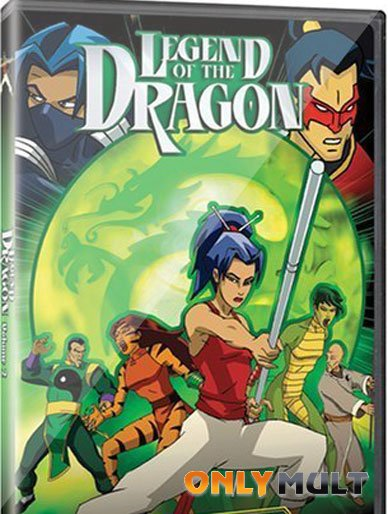 Poster Легенда о драконе
