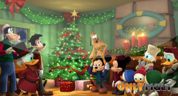 Третий скриншот Микки: И снова под Рождество