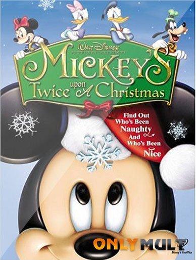 Poster Микки: И снова под Рождество
