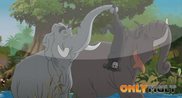 Первый скриншот Книга джунглей 2