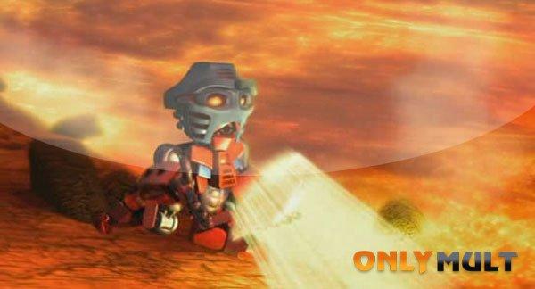 Третий скриншот Бионикл: Маска света