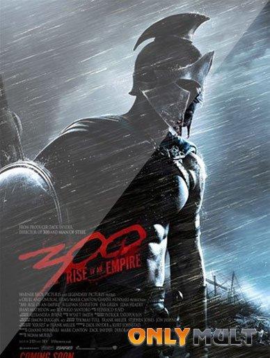 Poster 300 спартанцев