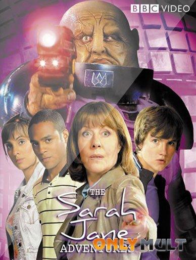 Poster Приключения Сары Джейн
