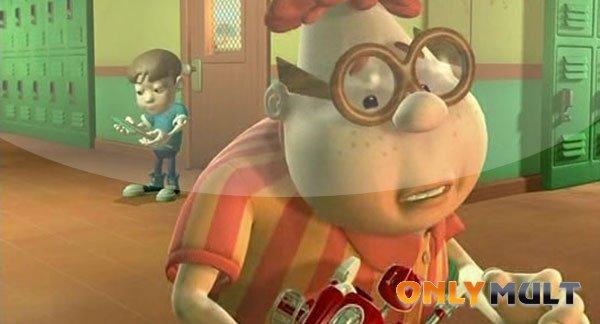Второй скриншот Приключения Джимми Нейтрона, мальчика-гения