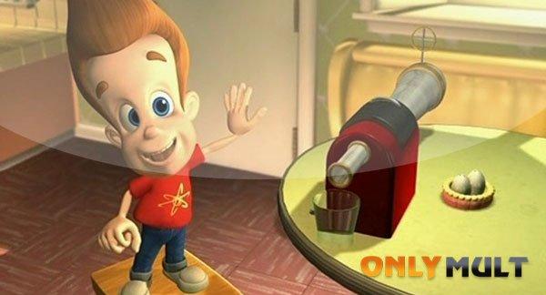 Третий скриншот Приключения Джимми Нейтрона, мальчика-гения