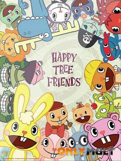 Poster Happy Tree Friends