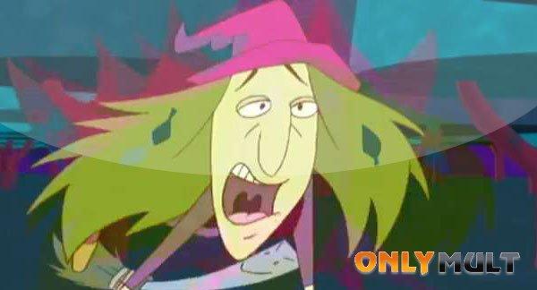 Второй скриншот Ведьмочка