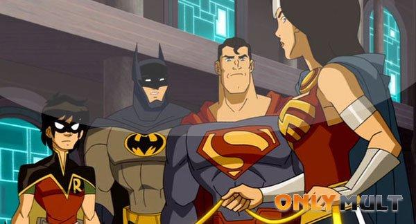 Второй скриншот Лига Справедливости в ловушке времени