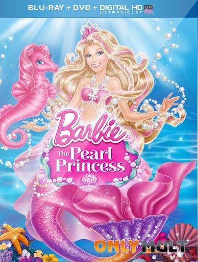 Poster Барби: Жемчужная Принцесса 2014