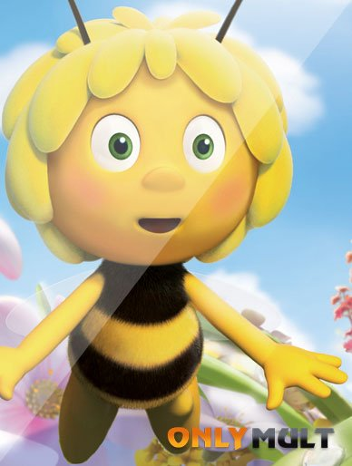 Poster Пчелка Майя 2014