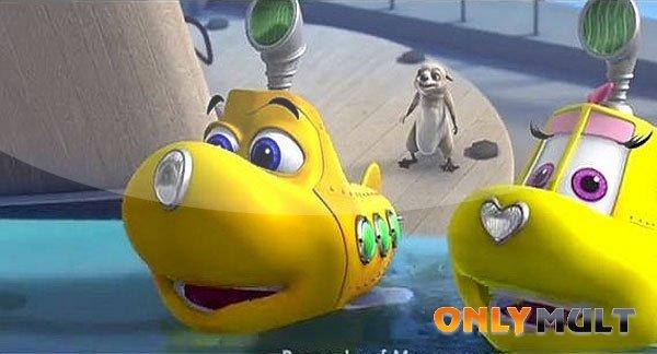 Первый скриншот Олли и сокровища пиратов
