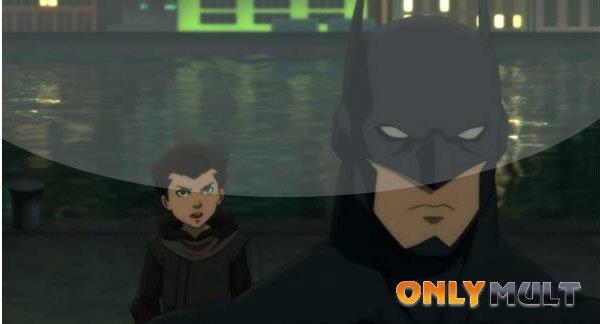 Первый скриншот Сын Бэтмена