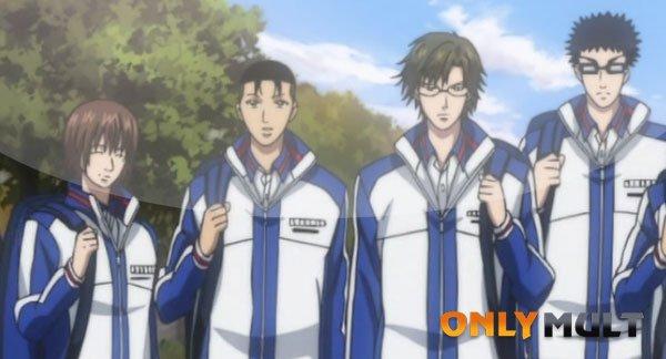 Второй скриншот Принц тенниса