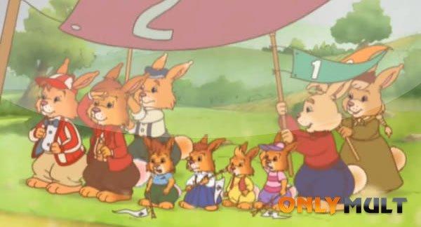 Первый скриншот Истории папы Кролика