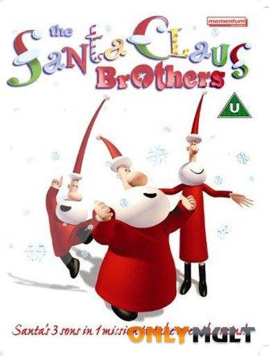 Poster Братья Санта Клауса
